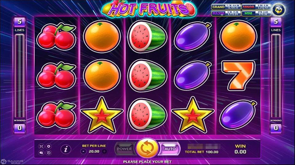 Hot Fruit